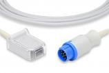Mennen 12 pin round connector Masimo SpO2 Adapter Cable 551-306-321