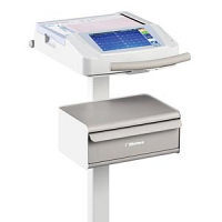 Mortara mobile EKG cart