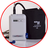 Meditech card(X)plore - combined ECG Holter and ABPM recorder system