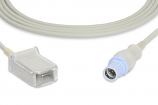Siemens® Draeger® SpO2 LNCS Compatible Adapter Cable MS17522