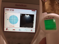Verathon AMI 9700 Aorta Scan Ultrasound System
