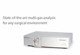 Mindray Patient Monitor Gas Module 3™