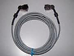 Burdick 004219 15ft Data Acquisition Module Cable for use with Quest