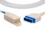GE Oximax Compatible SpO2 Sensor