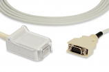 Compatible LNCS LNC-10 1814 SpO2 Adapter Cable