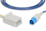 HP Philips® M1943A Compatible SpO2 Adapter Cable