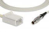 Invivo® Masimo® LNCS Compatible SpO2 Adapter Cable