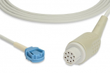 Datex-Ohmeda OxyTip OXY-SL3 Compatible SpO2 Adapter Cable