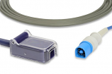 HP Philips® M1943NL Compatible SpO2 Adapter Cable with OxiMax® Technology