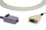 Nihon Kohden NK-OEM-10 Compatible SpO2 Adapter Cable