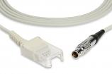 Criticare Compatible 518LD SpO2 Adapter Cable