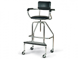 Hausmann Model 2164 High Hydrotherapy Chair