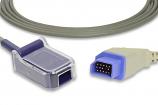 Nihon Kohden® JL-650P Oximax® Compatible SpO2 Adapter Cable